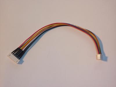 Kabel mit Steckverbindung